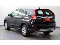 2015 Honda CR-V 2.0 i-VTEC SE Petrol black Automatic