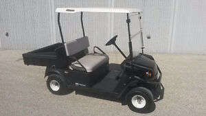 2013 Cushman EZGO 800E Utility Vehicle