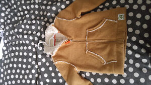 Manteaux old navy 3-4 ans
