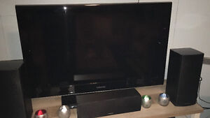 "Samsung LCD HD 40"" tv for sale $500"