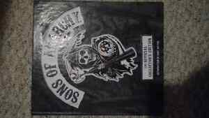Sons of Anarchy book St. John's Newfoundland image 1