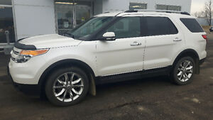 Certified 2015 Ford Explorer Limited SUV - PST Paid!