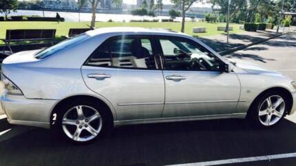 1999 Lexus IS200 Sedan Great Condition $4,500 Negotiable Ryde Area Preview