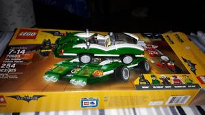 LEGO Batman Movie Riddler's Car