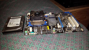 asrock with hard drive