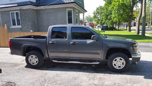 2008 Chevy Colorado Clean Truck 4x4 Crew Cab  3.7l I5 Best Value