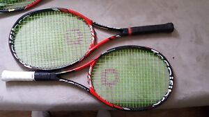 Tennis Racquet, Techni-Fibre T-Flight 315