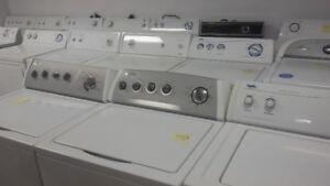 279$ ensemble de laveuse et sécheuse 6 mois de garantie! !!!!!