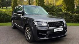 2017 Land Rover Range Rover 4.4 SDV8 Vogue SE 4dr Automatic Diesel 4x4