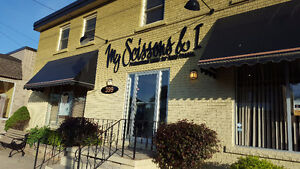 Hanover Salon for sale/Time for you to move north! London Ontario image 1
