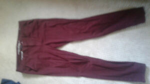 Skinny pants from American Eagle