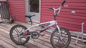 Mongoose Rebel BMX Bike