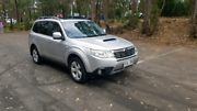 Subaru forester XT premium MY09 turbo Stirling Adelaide Hills Preview