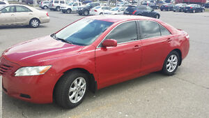 2007 Toyota Camry Sedan LE Upgraded Package + HID Lights/LED