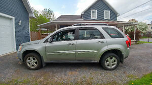 2006 Pontiac Torrent Hatchback