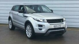 image for 2015 Land Rover Range Rover Evoque 2.2 SD4 Dynamic 5dr Auto [9] [Lux Pack] SUV d