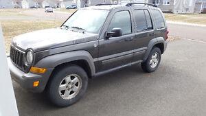 2006 Jeep Liberty Turbo Diesel