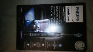 Phillips sonicare smart toothbrush, Bluetooth compatible