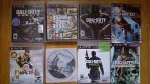8 PS3 games for $25