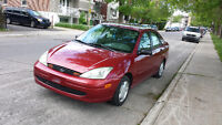 2001 Ford Focus se Berline