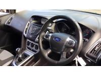 2013 Ford Focus 1.6 TDCi 115 Zetec 5dr Manual Diesel Hatchback