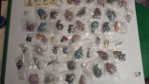 Selling Brooches & Ambers