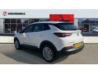 2018 Vauxhall Grandland X 1.2 Turbo SE 5dr Petrol Hatchback Hatchback Petrol Man
