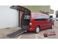 2009 VW Caddy Maxi Life Diesel Wheelchair Accessible Vehicle