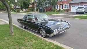 1962 FORD THUNDERBIRD **PRICED TO SELL**