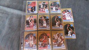 1990 NBA All-Star cards(10)