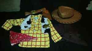 Woody costume - Toy story size 2-3