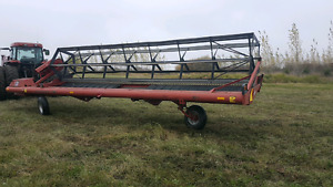 OR BEST OFFER. Case international 725 pull-type swather
