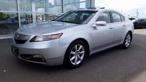 Acura TL Premium Package 2012