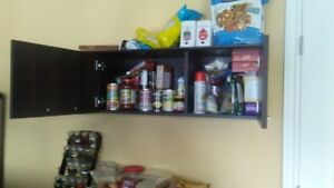 Wall Mounted Brand New Cupboards