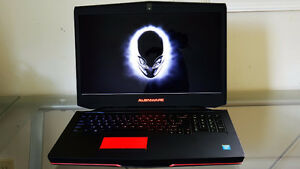 17'' Alienware probably best offer on Kijiji $800 OBO Edmonton Edmonton Area image 1