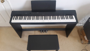 Mint Condition Casio Privia PX-160 Digital Piano $520 OBO