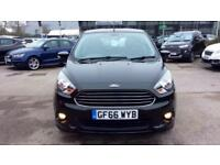 2016 Ford KA Plus 1.2 Zetec 5dr Manual Petrol Hatchback