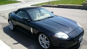 2007 Jaguar XK Convertible 4.2 V8 300HP LOADED!