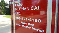 Water Heater Saskatoon Area