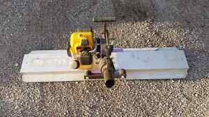 Gas powered concrete trowel Kitchener / Waterloo Kitchener Area image 3