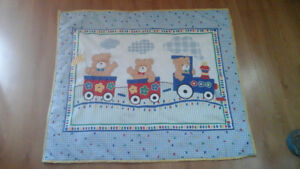BABY CRIB QUILTS