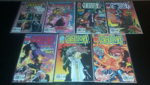 For Sale: Lot of Marvel Comics Generation X Gatineau Ottawa / Gatineau Area image 3