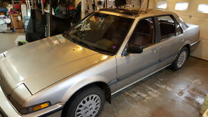 1989 Honda Accord EXi Sedan - You have to see it!