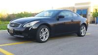 2009 Infiniti G37x Coupe *Only 46,000kms*Certified*