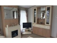 Carnaby Willow Lodge 2 bedroom 6 berth static caravan for sale at Pendine Sands