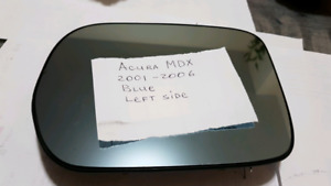 Mirror Glass for 2001-2006 Acura MDX  Left or right Sides