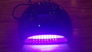 Melody Suzie 12W LED Nail Dryer Lamp for LED and Gel Nail Polish
