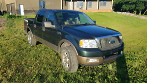 2005 F-150 lariat loaded leather F150