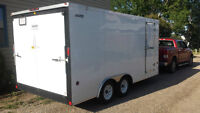 2015 Royal Cargo Trailer 8X16ft for sale