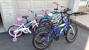 Kids Bikes for Girls and Boys